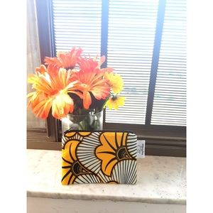 Beautiful African fabric Pouches